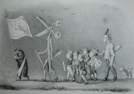 KarikaturDieGutePresse1847